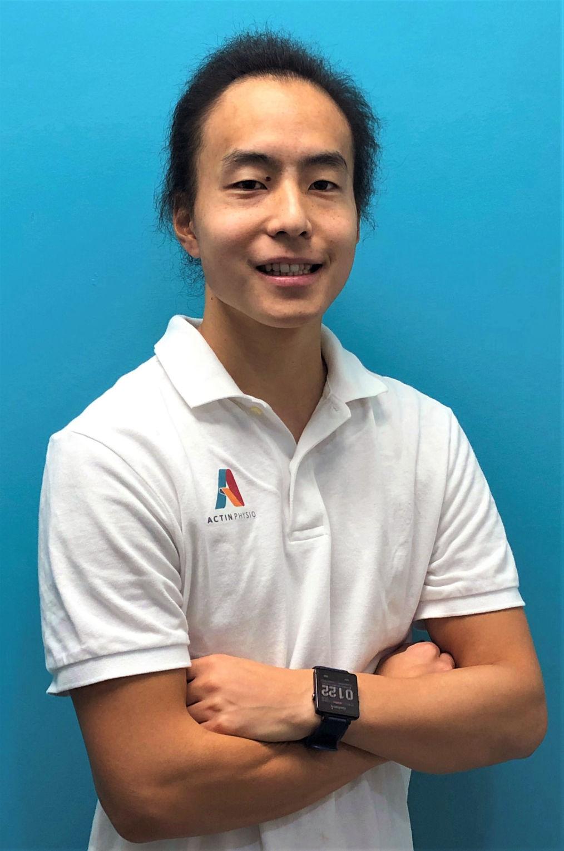 Takami Shirai B. Kin., MPT